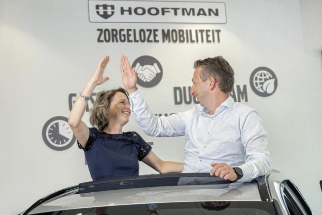 Al 75 jaar: Zorgeloze mobiliteit bij Hooftman Volvo