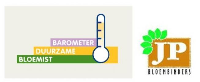 SGS-certificaat Duurzame Bloemist voor JP-Bloembinders