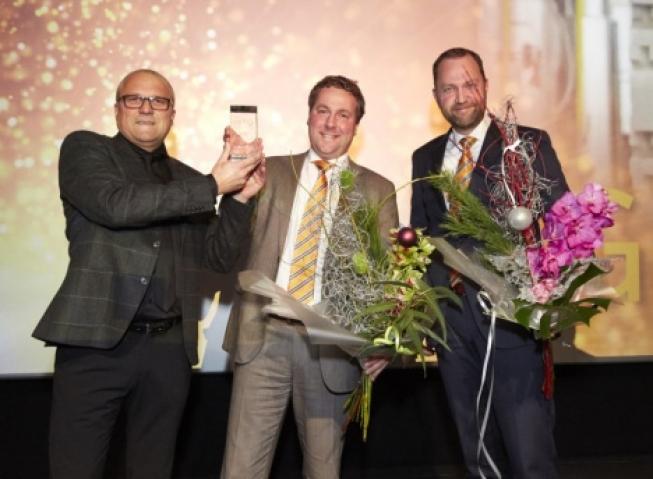 Marcus Schuchmann uitgeroepen tot 'Machtigste van Gouda' 2016