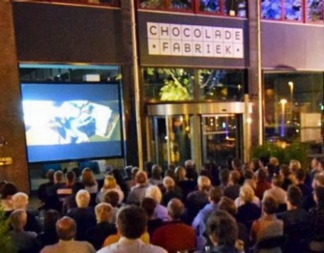 PARKBIOS Wild: buiten in het Vromanpark Film&Diner!