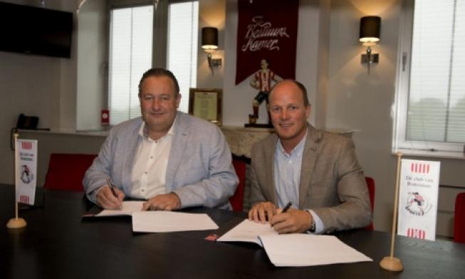 De Goudse Verzekeringen blijft Official Business Partner van Sparta voor minimaal één seizoen