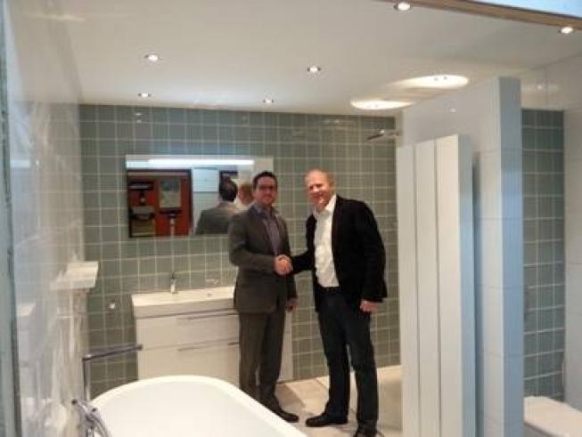 Baderie Van Wijk Gouda Is Sphinx Top Dealer Into Business