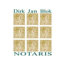 Dirk Jan Blok Notaris